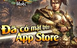 Tam Quốc Mobi bất ngờ xuất hiện trên Apple Store