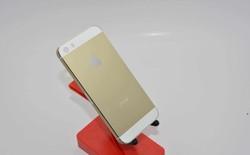 Loạt ảnh rõ nét của iPhone 5S màu rượu champagne