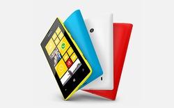 Lumia 525 hạ giá còn 3 triệu đồng tại Việt Nam