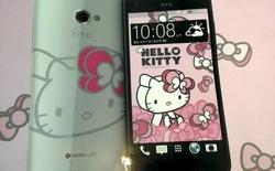 Lộ diện điện thoại Butterfly S Hello Kitty dễ thương