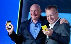 Microsoft mua lại mảng thiết bị và dịch vụ của Nokia, đồng nhất Windows Phone 8 và phần cứng