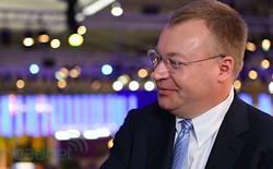 Stephen Elop thôi chức CEO tại Nokia, sang làm Giám đốc cho Microsoft