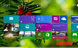 Những cách sáng tạo cho màn hình Start của Windows 8