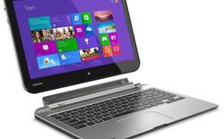 """Toshiba giới thiệu laptop lai Satellite Click, """"đặt cược"""" vào chip AMD"""