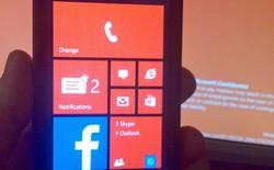 Xác nhận Windows Phone sẽ có Notification Center