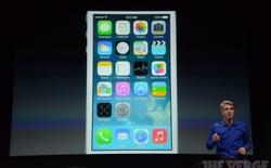 iOS 7 được phát hành chính thức vào 18/9 - Apple sắp đạt mốc 700 triệu thiết bị chạy iOS