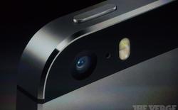 Chi tiết về camera của iPhone 5S: chụp hình đẹp hơn với hai đèn flash, hỗ trợ stop-motion