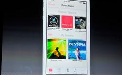 Dịch vụ radio miễn phí iTunes radio sẽ ra mắt cùng iOS 7 vào 18/9