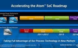 Intel: Thế hệ chip mới Broadwell giúp tăng thời lượng pin thêm 30%