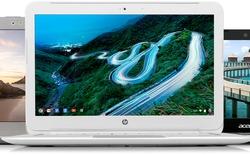 Google, Intel hợp tác ra mắt hàng loạt máy tính Chromebook mới