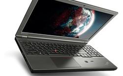 Lenovo ra mắt ThinkPad W540: Laptop màn hình tốt nhất trong dòng ThinkPad