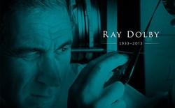 Huyền thoại làng âm thanh Ray Dolby qua đời ở tuổi 80
