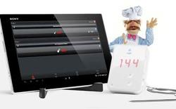 Sony công bố Xperia Tablet Z Kitchen Edition dành cho nội trợ