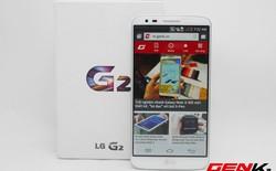 Đã có thể đặt mua LG G2 tại Việt Nam