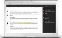 Lưu trữ và chỉnh sửa tài liệu trực tuyến với Box Notes