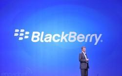 """""""Tàu chìm"""" BlackBerry sắp cắt giảm tới 40% nhân sự"""