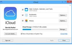 iCloud hỗ trợ đồng bộ Firefox, Chrome cho người dùng Windows, chưa có cho Mac