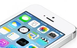 iOS 7 là hệ điều hành đầu tiên có thể hạn chế mất kết nối mạng