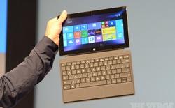 Power Cover cho Surface giúp tăng 70% pin, bán từ 19/3