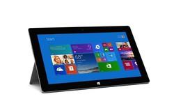 Surface 2 là bản nâng cấp về tốc độ của Surface RT