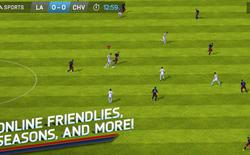 Game đá bóng nổi tiếng Fifa 14 có mặt trên iOS và Android