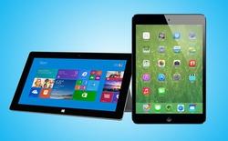 Surface 2 có đủ sức khiến iPad điêu đứng?