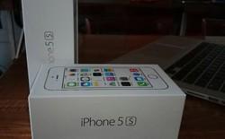 50 chiếc iPhone 5s bị chặn bắt ở sân bay Nội Bài