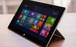 Surface Pro 2 khó tỏa sáng trên chiến trường tablet