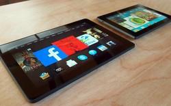 """Đánh giá tablet Kindle Fire HDX 7 inch: Giá rẻ mà có nhiều """"bảo bối"""""""