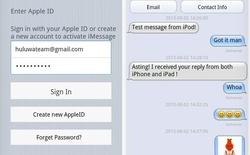 Ứng dụng iMessage trên Android bị gỡ bỏ chỉ sau chưa đầy 24 giờ xuất hiện