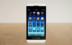 BlackBerry Z10 lại giảm giá khủng tại Việt Nam