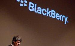 BlackBerry cầu viện được Google, Samsung mua lại