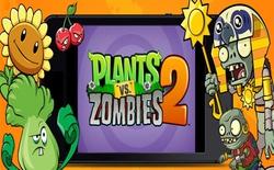 Game khủng Plants vs Zombies 2 chính thức xuất hiện trên Android