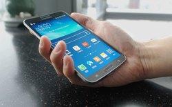 Cảm nhận đầu tiên về điện thoại màn hình cong Galaxy Round