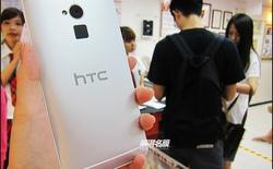 Loạt ảnh thực tế rõ nét của phablet HTC One Max
