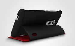 """Case bảo vệ tích hợp pin dẻo giúp """"tăng lực"""" thời lượng pin cho HTC One Max"""
