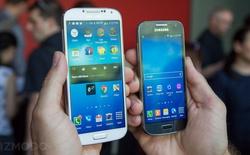 Người dùng không mặn mà với smartphone Android mini