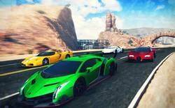 Asphalt 8: Airborne, game đua xe hấp dẫn đang miễn phí trên iOS