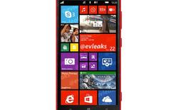Lộ diện điện thoại Lumia 1320 màn hình lớn với giá rẻ