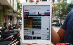 iPad mini Retina tan tành sau nhiều màn tra tấn