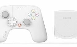 Máy chơi game Ouya có phiên bản màu trắng lạ mắt