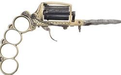 Tận mắt những khẩu súng ngắn kỳ lạ nhất thế giới