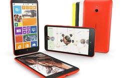 Phablet giá rẻ Lumia 1320 bắt đầu được bán ra