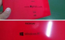 Thêm nhiều bằng chứng khẳng định tablet Nokia Sirius sẽ trung thành với Windows RT