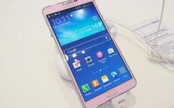 Sẽ có phiên bản Galaxy Note 3 màu hồng