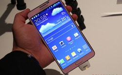 Đánh giá Galaxy Note 3: Đấu sĩ tỏa sáng trong bộ giáp mới