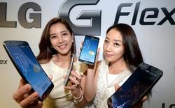 """LG G Flex gây """"sốc"""" với thời lượng pin 4 ngày"""