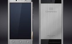 Android siêu sang Gresso Radical R1 với giá 50 triệu đồng