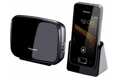Đã có điện thoại bàn chạy Android của Panasonic
