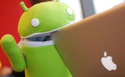 """""""Vũ khí bí mật"""" giúp Android đánh bại iOS"""